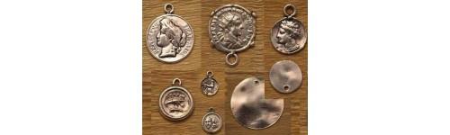 Chapas,  Medallas y donuts