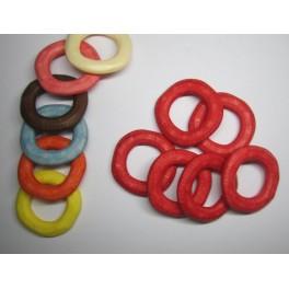 Aros de resina 40mm